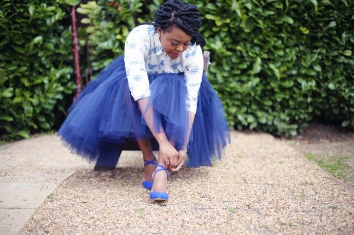 Flower Arranging and Tutu's, I AM NRC, Southern Belle, Ngoni Chikwenengere, Top Blogger