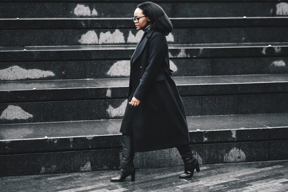 iamnrc, reiss coat, uk fashion blogger