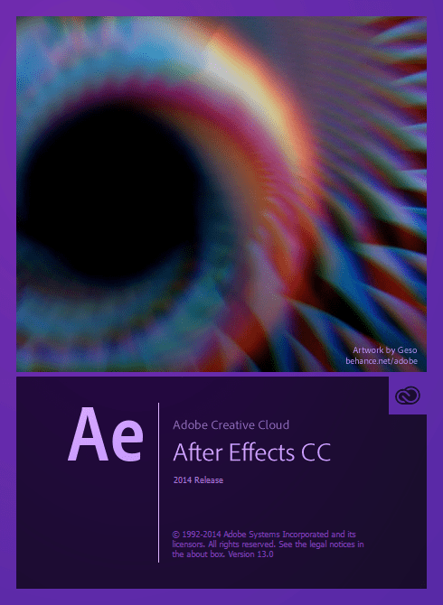After Effects, Creative Cloud 2014