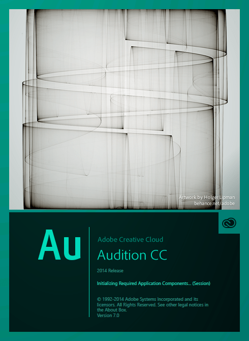 Audition, Creative Cloud 2014