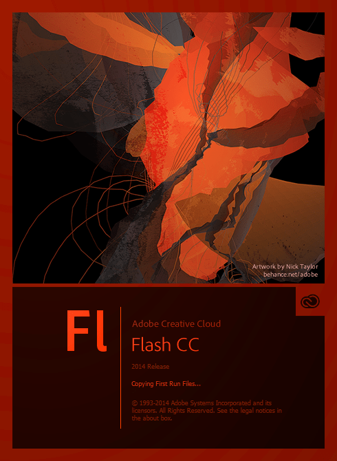 Flash Professional, Creative Cloud 2014