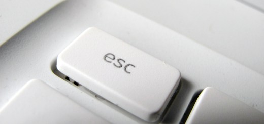 Keyboard Esc Key