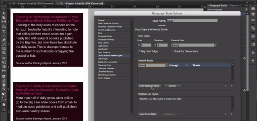 Formatting with Nested Styles - InDesign Tip of the Week