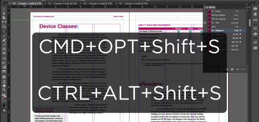Save All and Close All Documents Instantly - InDesign Tip of the Week
