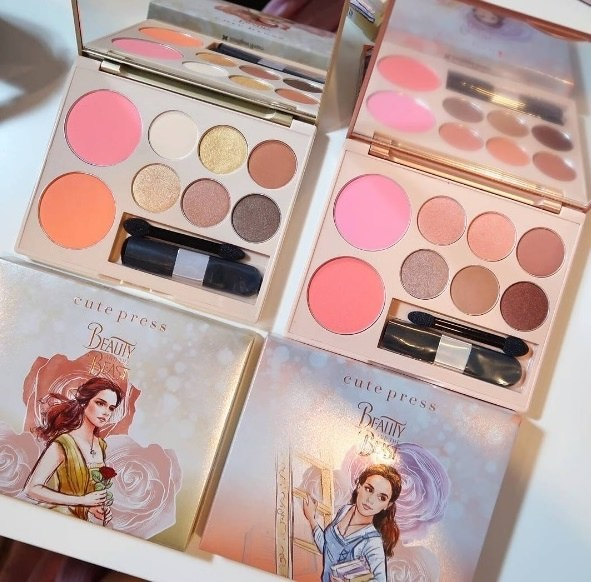 泰國必買彩妝  Mistine ,Cute press 心得分享和粉底實測♥♥ - 波莉購物狂