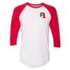P1 3/4 Sleeve Baseball T-shirt