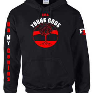 OMG YOUNG GODS HOODIE