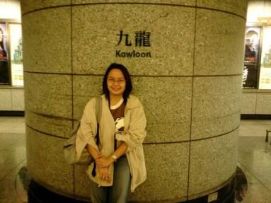 Safely Arrived in HK