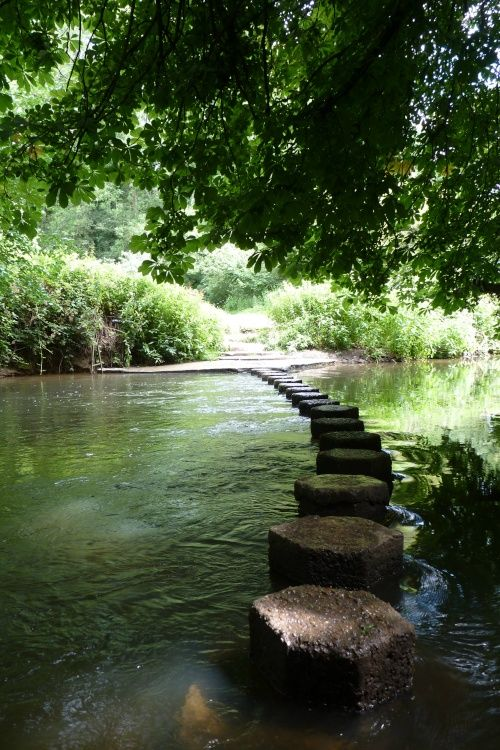 Stepping Stones.