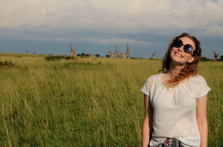 Seek Peace and Pursue It: Emily Roper