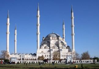 Sabancı Merkez Camii Turkey