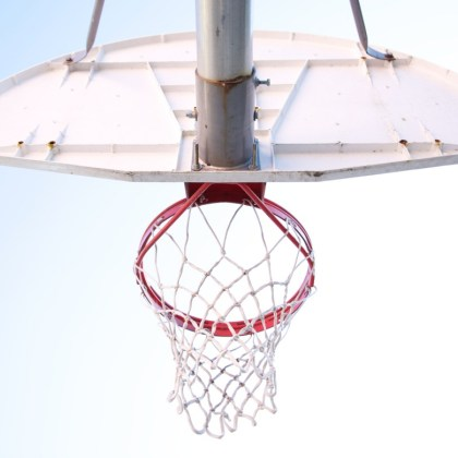 great day with my son - basketball hoop - http://iamsherrelle.com