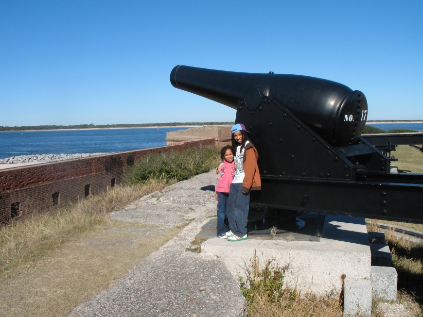 Amelia Island - Fort Clinch Park