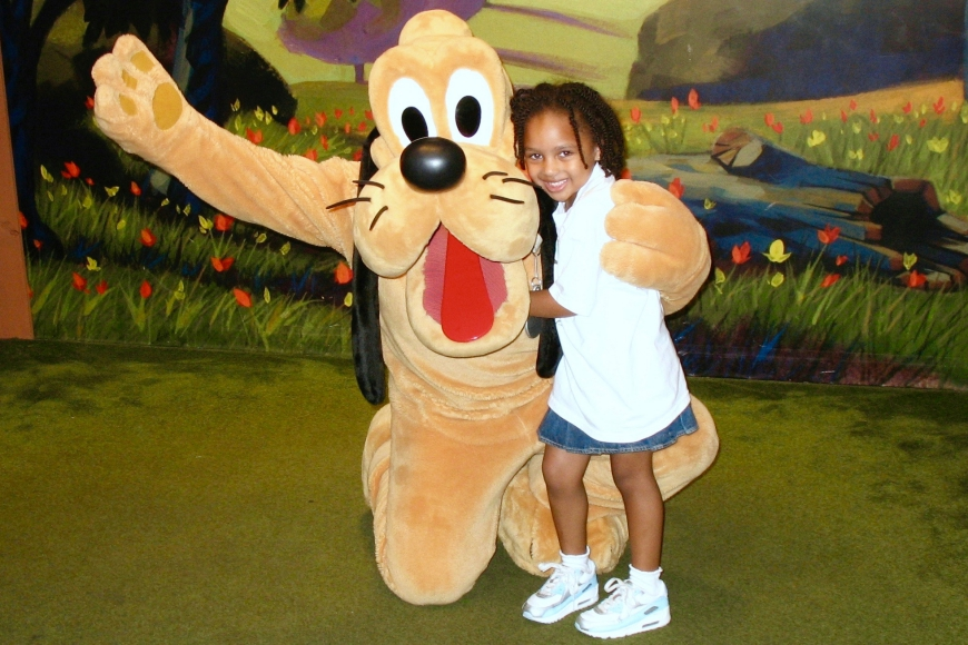 How to plan a trip to disney world - pluto - http://iamsherrelle.com