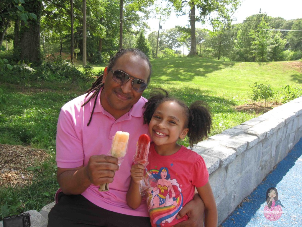 The Best Thing I Ever Ate: King Of Pops - Sherrelle