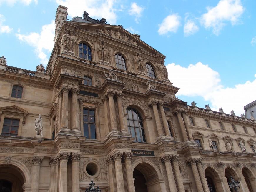 Louvre http://iamsherrelle.com