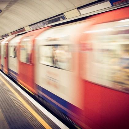 london transportation train - http://iamsherrelle.com