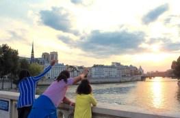 European Family Vacation- seine - http://iamsherrelle.com