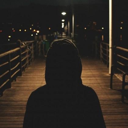 Hoodie Up - Travon Martin