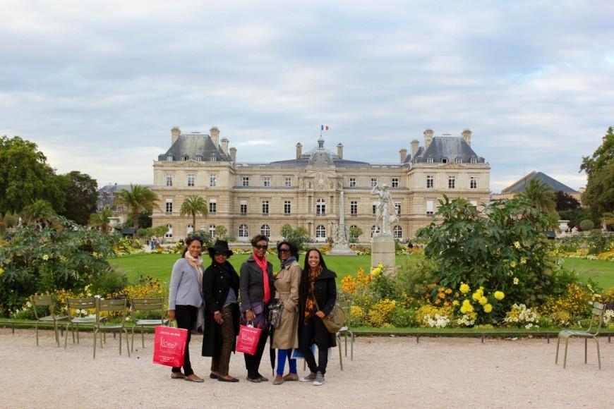 Luxembourg Gardens http://iamsherrelle.com