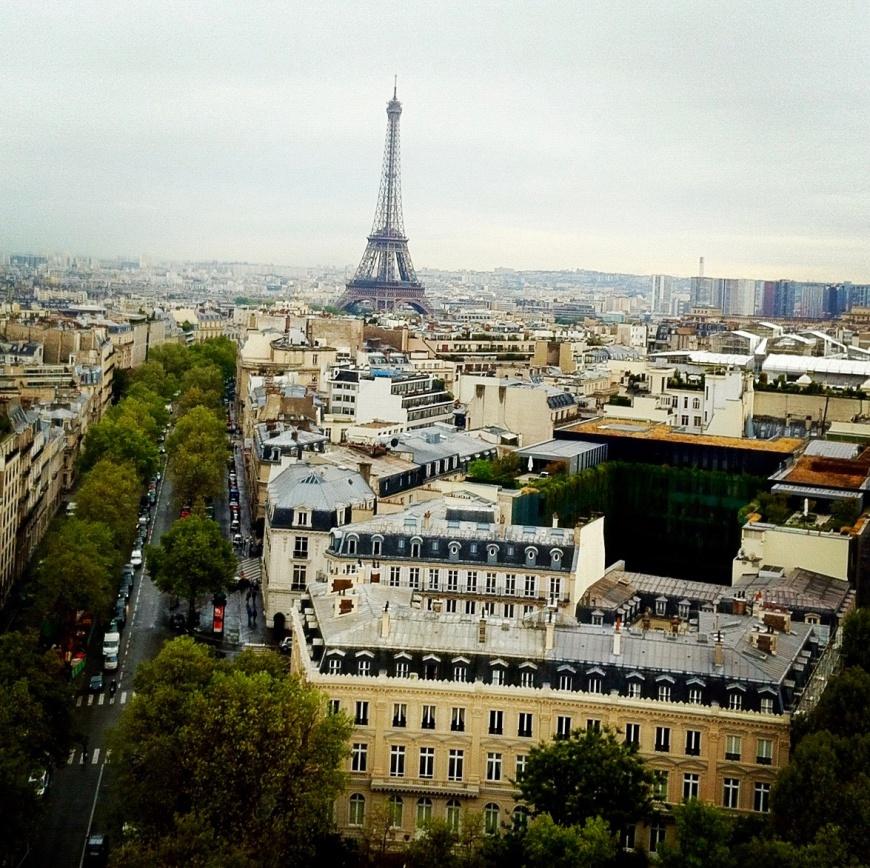 Paris View http://iamsherrelle.com