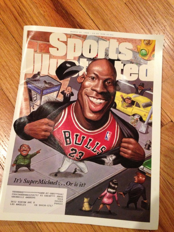 Sports Illustrated 1995