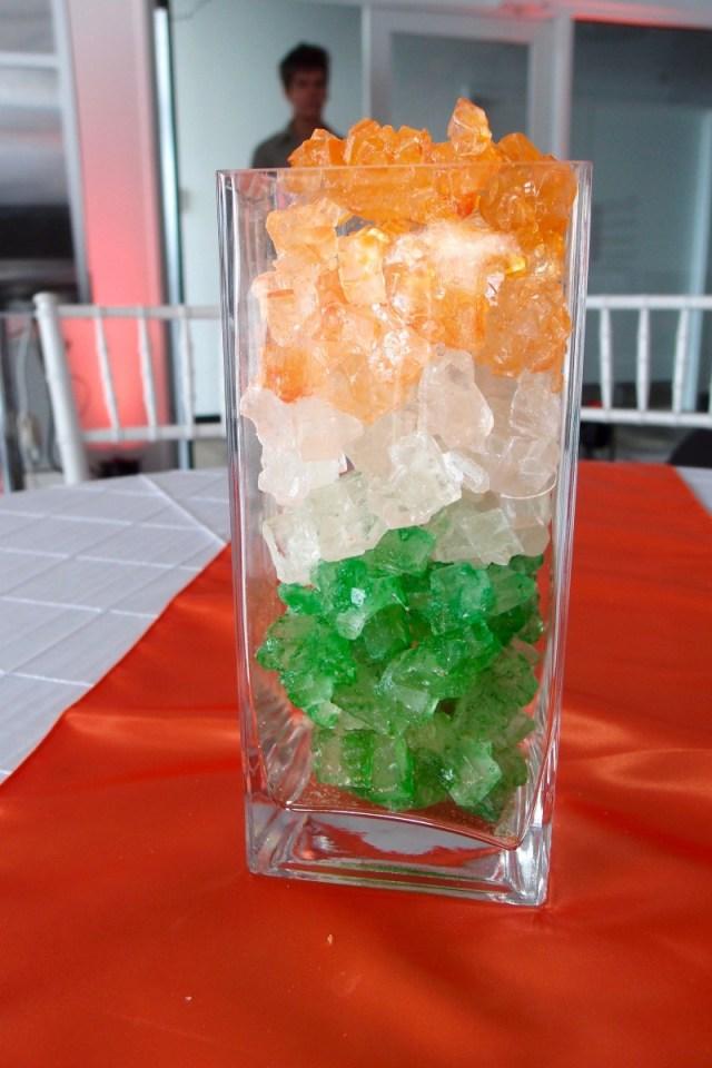 Rock Candy Centerpiece http://iamsherrelle.com