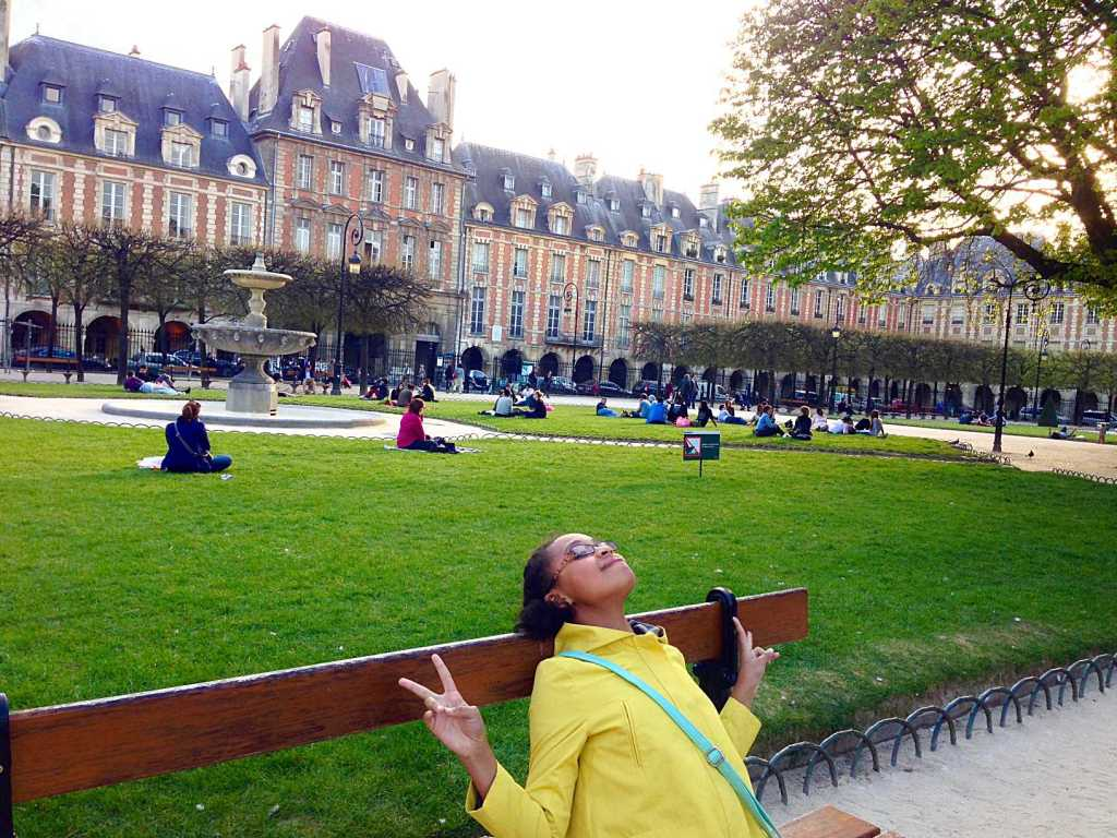 How To See Paris in 4 Days: Place des Vosges