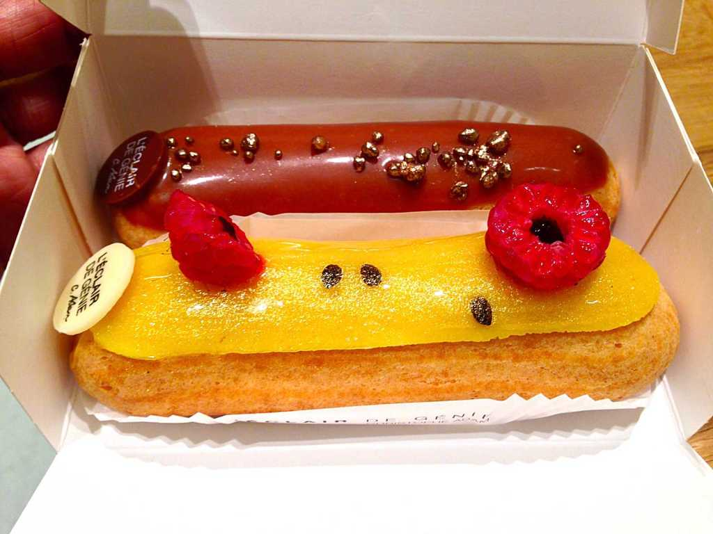 How To See Paris in 4 Days: L'éclair de Génie, Paris