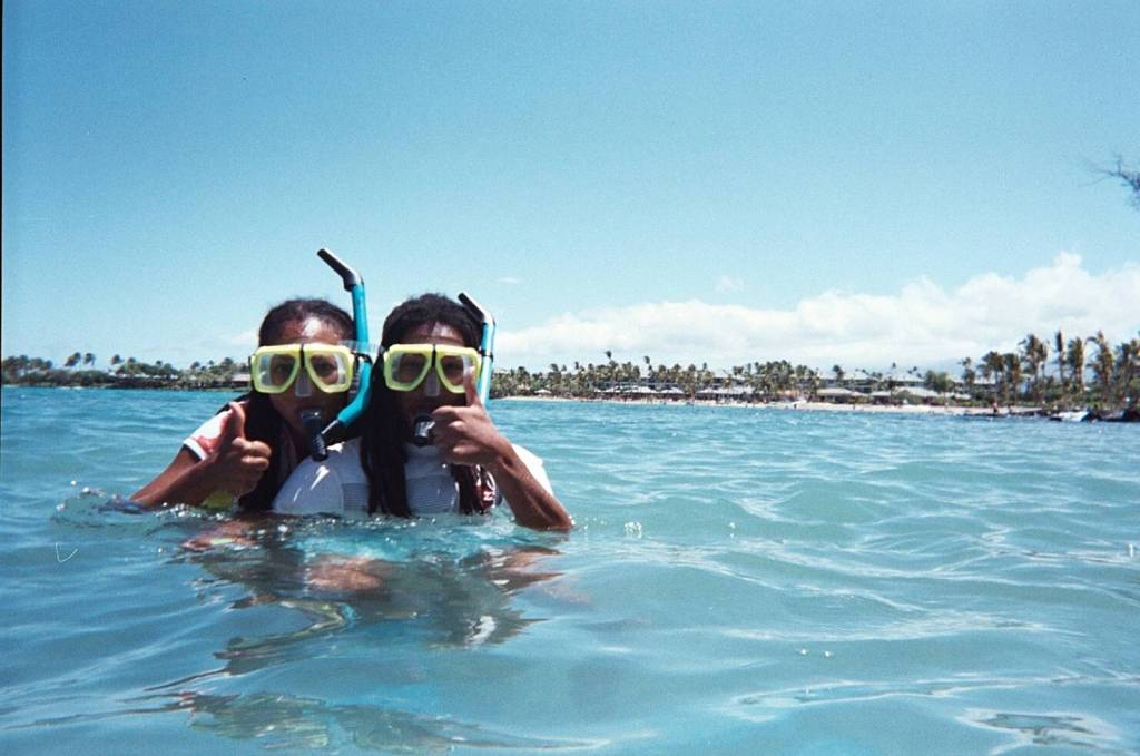 Snorkeling is one of the 7 Things You Must Do On The Big Island, Hawaii