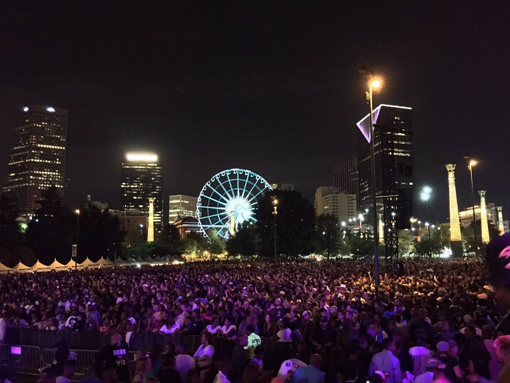 10 Things I Love About Atlanta. - Sherrelle | Outkast