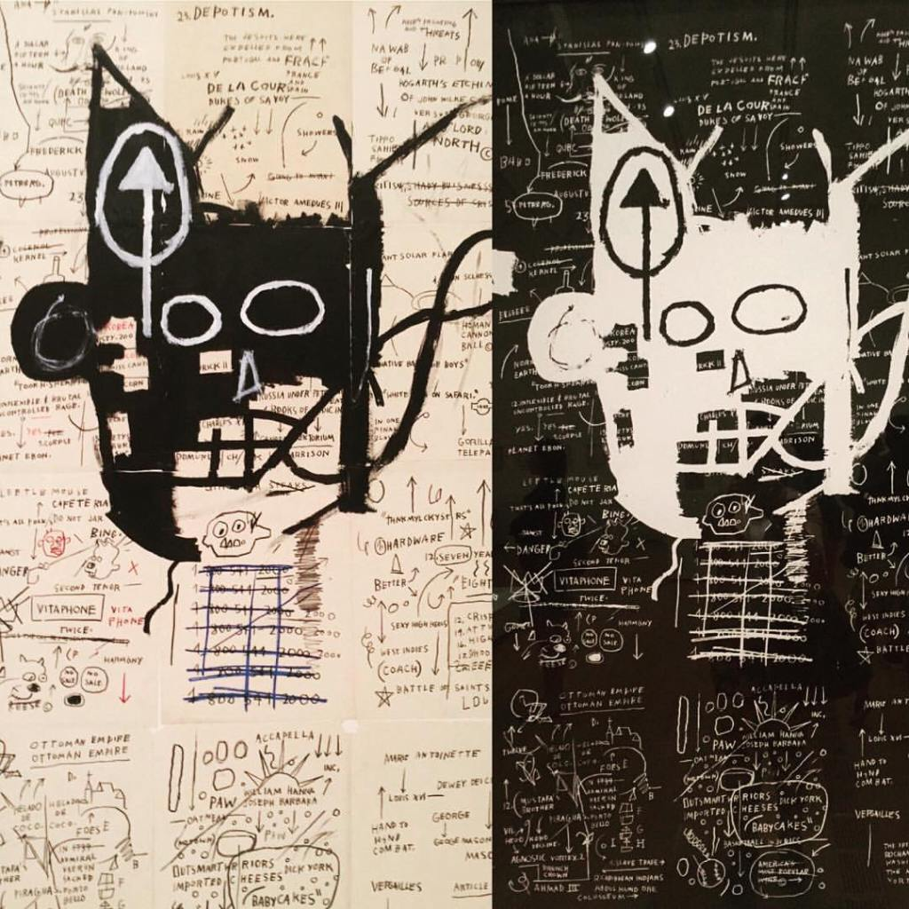 10 Things I Love About Atlanta. - Sherrelle | High Museum of Art | Basquiat