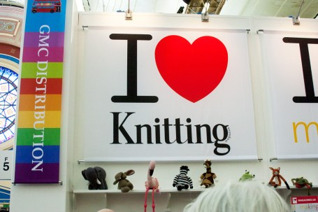 I Love Knitting