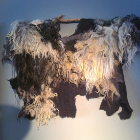Fur Wall Hanging