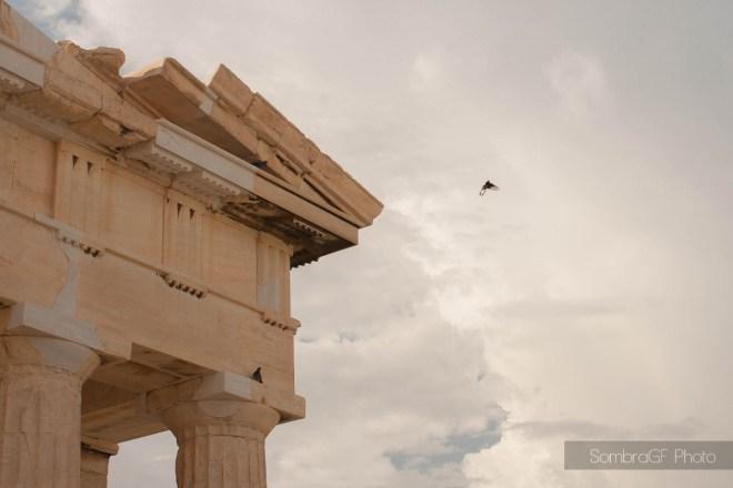 atenas detalle acrópolis