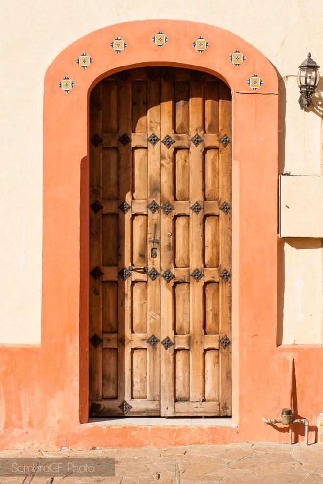puerta san cristobal de las casas