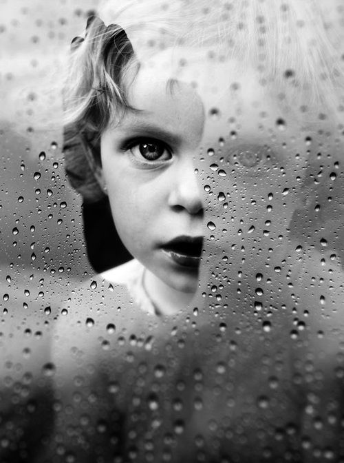 retrato cristalino iamsombra ventana reflejo