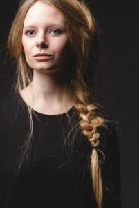 stefanie studio portrait iamsombra