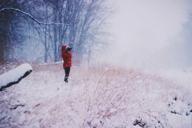 wintertime Caleb George