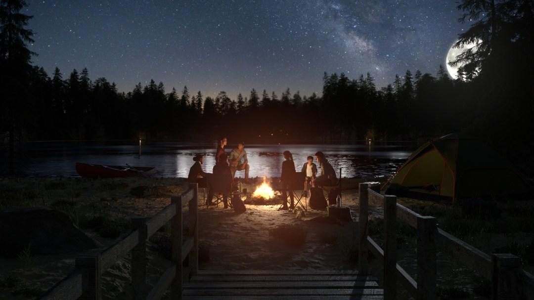 Gay Lea | Campfire