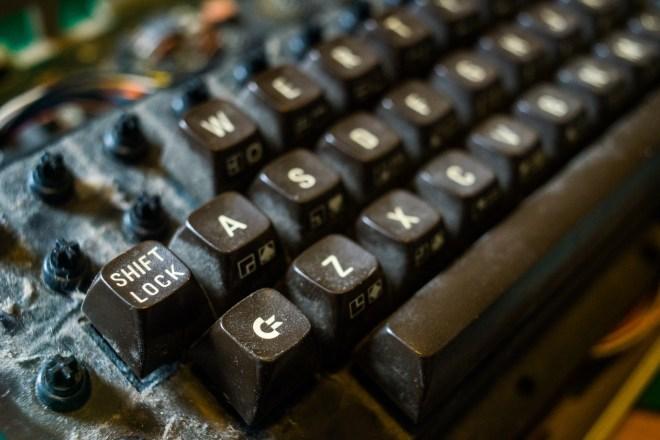 Commodore 64 keycaps