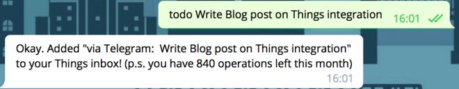 Telegram Bot Things 3