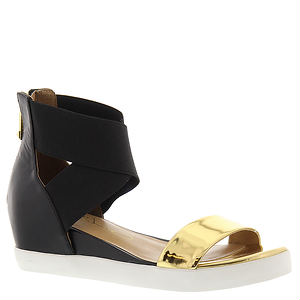 Signature Strappy Wedge Sandals