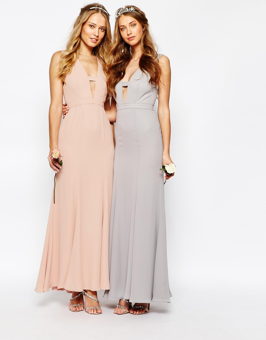 Fame and Partners Everland Maxi Dress with Fishtail HKD$ 1,562.48