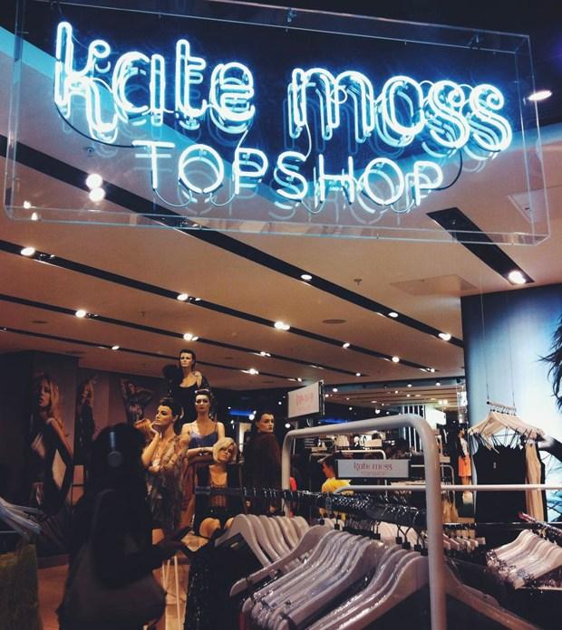 Kate Moss x TOPSHOP! 再度合作!