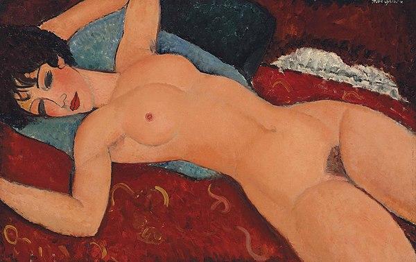 600px-Modigliani_-_Nu_couché