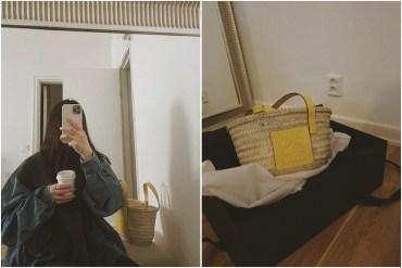 2021 新配色藤籃!入手一枚 Loewe 黃色藤籃包