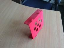 3d printed disk bracket