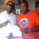 Tabou TMF aka Undefinable One & Ralph McDaniels of Video Music Box at The Rapathon