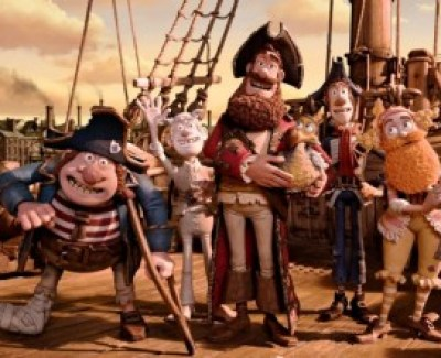 The Pirates Band of Misfits & Crew - The Movie Cast
